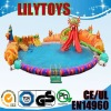 2013 NEW STYLE Inflatable commercial Water Park WP-13JO