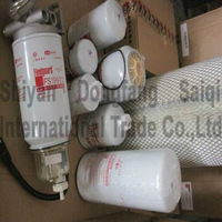 Orginal Fleetguard Filter(Oil filter,Fuel filter,Air filter)