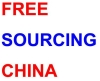 FREE SOURCING CHINA buying agent