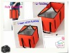 Portable and Foldable PP Woven Bag for Family Picnic
