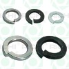 Steel/Stainless Steel Spring Washers/Lock Washers, DIN127, JIS B1251