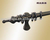 QUNLI Classic Wooden Pole Rod