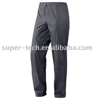 PTFE/TPU/PU laminated waterproof and breathable seam taped outdoor leisure pant