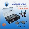 xenon HID kit auto light H7 H1 HB3 HB4 single beam HID AUTO CAR lamp HID KIT12v 35w color 3000k,4300k,6000k,8000k,10000k,12000k