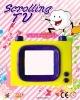 plastic television toys