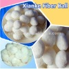 Supply qualified Fiber Balls for water filter