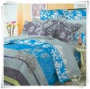 100% polyester fiber bed cover set
