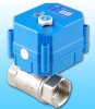 KLD20S Mini Motorized valve for water treatment, HVAC, automatic control