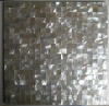 White lip seashell (white mother of pearl) mosaic wall tiles