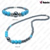 2012 New Style Fashion Jewelry Hematite Necklace Set