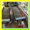Benefication AU separate equipment