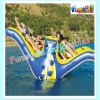 Inflatable float water toy playground seesaw toy (wat-581)