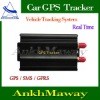 Shake Sensor Bulit in Real Time Vehicle GPS Tracking Device