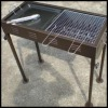 Extra Heavy Duty Charcoal Grill