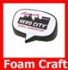 Hot Sell PU Foam Talking MSG Frame Plastic Craft