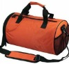 barrel nylon duffel travel bags