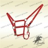 PVC 15mm Adjustable Horse Halter w/ Chin Strap