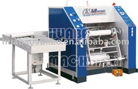 Fully Automatic Stretch Film Rewinder