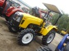 55 HP 4x4 mini tractor for the model LT554