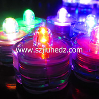 Flower Shape LED Submersible Tea Lights