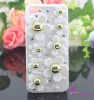 "for iphone 5"" case with flower"