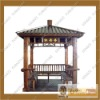 X'mas outdoor gazebo