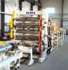 plastic civil engineering geogrid extrusion line