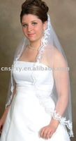 bridal veil & wedding veils BV036