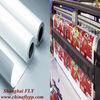 Semi-glossy Self Adhesive PP Paper 130g adhesive sticker paper