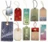 garment accessaries printing paper hang tag