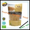 certified by BCS & GAP, organic non-gmo soybean spaghetti