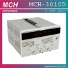 MCH-3010D variable linear dc power supply, 0-30V/10A, single output