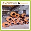 BS1387 ASTM A53 EN 39 GB/T 3091 insulation steel pipe