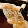 Sheepskin hand tufted carpet