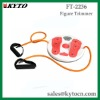 music cord fitness twist and slim disc