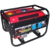 Families use gasoline generators 3kw