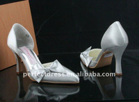 popular bow wedding shoes 2011