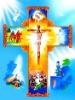 Jesus 3D HD Lenticular Poster