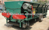 Advanced Double Shafts Wood Peeling Machine SMS:0086-13673370581