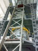 Vertical High Efficiency Energy-saving Copper Melting Furnace