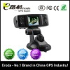 New vehicle driving video recorder,HD Dual lens Camera Car DVR with GPS and 3D G-Sensor