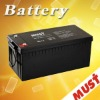 Long Service Life 12v200ah batteries 12v ups battery