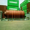 2012 hot sales pyrolysis plant in Thailand/Inia