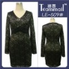 2012 new design women casual dress