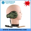 Fashionable Camouflage earmuffs with built-in speaker
