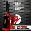 18ton PTO log splitter