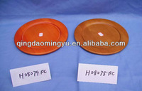 wooden serving plates /wooden tray