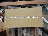 Consistent Veins Yellow Wooden Sandstone