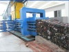 Automatic baler for waste recycling