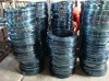 shandong factory supply steel strapping,steel packing strap,steel band coil